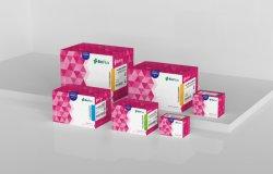 Bioer HCV Rt PCR 형광 양이 많은 진단 장비 (내부 제어에) 48t 시약