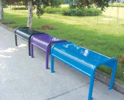 옥외 공원 나머지에 의하여 직류 전기를 통하는 녹 저항하는 의자