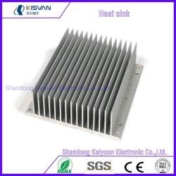 Revêtement en poudre en aluminium dissipateur de chaleur, profilé en aluminium, aluminium extrudé, du dissipateur de chaleur, du radiateur en aluminium profilé en aluminium dissipateur de chaleur, dissipateur en aluminium avec SGS