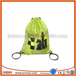 Cheap cadeau personnalisé sac à dos Sacs de coulisse en nylon