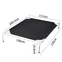 Populäres bewegliches erhöhtes XL Haustier-Bett der klassischen Art-