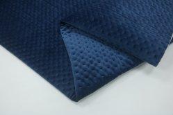 Ptpf1300 100% Polyester Gewatteerde ultra Gewatteerd Sonisch van de Stof van de Bank