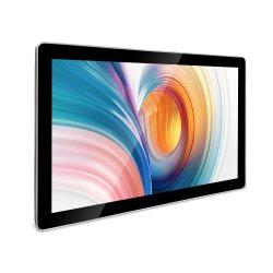 スクリーンのデジタル印のボードを広告している43inch壁の台紙LCDの広告プレーヤー