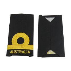 Exército personalizado Comandante Militar Epaulette Epaulet uniforme