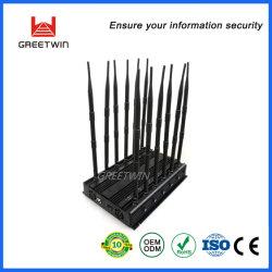Câmara sem fios Jammer / Telemóvel Bloqueador de sinal/Telemóvel Jammer (GW-JA12)