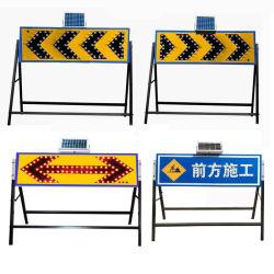 Van de LEIDENE van de Indicator van het verkeer Verkeersteken van de Pijl van de Richting Waarschuwing van de Pijl de Lichte