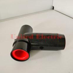 CJB30-630 11kV 12kV 15kV 24kV 25kV 25kv 33kV 35kV 36kV 630un salto de muertos se proyectó el conector en T separables con compresión de alambre de cobre Unarmored espolón delantero (TEE)