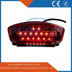 Super Bright de haute qualité LED 12V Universal moto de feu arrière