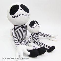 Carnaval de gros de somptueux cadeau jouet en peluche doux Halloween