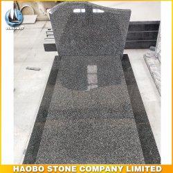 Monumento de alta qualidade em granito preto Neve Memorial grossista Tombstone