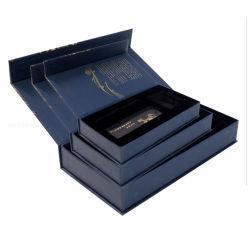 عالة علامة تجاريّة ورقة [جفت بوإكس], طباعة جديدة تصميم رف كتاب أسلوب مستحضر تجميل صندوق