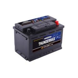 Thundermax Jeje 12V Cmf DIN 5751275 автомобильной аккумуляторной батареи свинцово-кислотного аккумулятора для пассажирских вагонов
