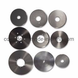 Rondschrijven die de Bladen van het Mes voor RubberPijp/Knipsel Cloth/Paper/Leather scheuren