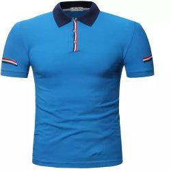 Mens de haute qualité 100% coton Polo Shirt personnalisé