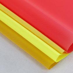 El calor de nylon recubierto TPU sellable 210d Auto para inflar el chaleco salvavidas Fabric