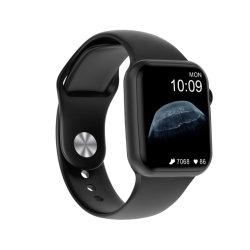 Les nouveaux arrivants Grand écran 1,75 pouces Bluetooth de la pression artérielle d'appel personnalisé Face Sport Smart Watch Watch IP68