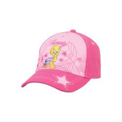 핫 셀링 맞춤형 핑크 큐트 윈터 플러쉬 어린이 모자 이어플랩 보호 야구 어린이 모자
