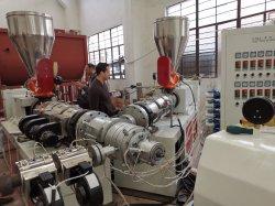 110-315mm Sjsz-80/156機械を作る円錐対ねじPVC/UPVC下水の給水の管