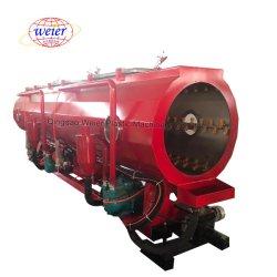 إمداد الغاز بالماء PE HDPE للماكينات البلاستيكية طراز PE 315/630مم من Weier Machinery أنبوب وخط بروز الخرطوم من SDR9 إلى SDR41