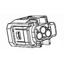 Control de calidad alta precisión de Tyco AMP 2-967642-1 1j0 972 483 un 8E0971934