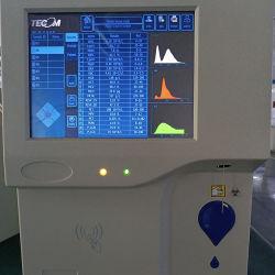 Biometer 3 Teil Frei Reagenz Touchscreen Automatisch Tragbares Blut Testanalyse Labor Hämatologie Zellzähler Medizinische Hämatologie Analysator Testanforderung