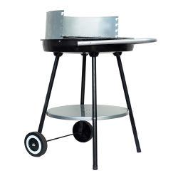 Openlucht Barbecue 20 Duim om BBQ van de Houtskool van het Karretje Grill met Wielen