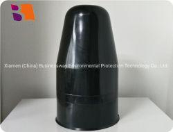 El tornillo de plástico de diferentes tapas de protección con reflector