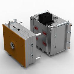 Molde de inyección de plástico personalizada con ABS PP PA PE PC PS POM PA6 Servicio de inyección de plásticos y