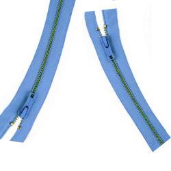 Methoden-offener Nylonreißverschluß des Special-2, #3#5 verbergen C/E Nylonharz-Metallkette für Kleider und Beutel