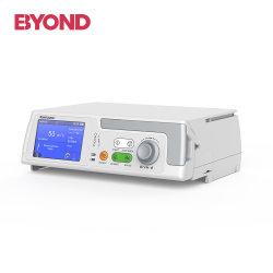 شاشة Byond Portable LCD تعمل باللمس معالجة كيميائية حيوانيّة Peristaltic IV قياس فولومتري حقنة مضخة لمستشفى مريض مصنع طبيّة سعر في الصين
