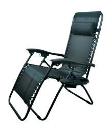 Pliage réglable de plein air Zero Gravity président Camping inclinables de pliage de haute qualité chaise de plage
