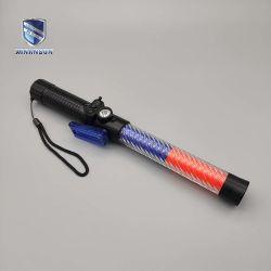2000mAh bacchetta di traffico della batteria ricaricabile LED con magnetico ed il fischio