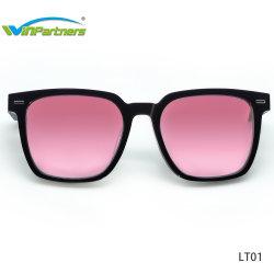الهاتف الذكي MP3 الموسيقى اللاسلكي Bluetooth النظارات الشمسية L01