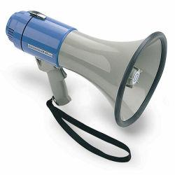 Handheld Megaphon Lautsprecher Kabine mit Sicherheits-Sirene 25W Er 55s Tragbarer Handlautsprecher Megaphon
