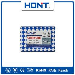 Círculo de pregos de Aço de PP de nylon presilhas de cabo
