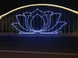 Affichage lumineux à LED décoratifs Point pour effet d'éclairage