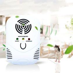 Repeller ultrasonico del parassita dell'alto efficace del parassita di scarto della zanzara del ratto roditore multifunzionale dei mouse