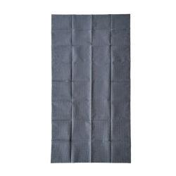 مستلزمات الوشم مخصصة غطاء طاولة تاتو باللون الأسود المثني القابل للاستخدام مرة واحدة