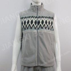 بيع بالجملة ملابس بالجملة ملابس رخيصة أزياء سترة مخصصة شعار طباعة سترة ذات هوودي للرجال 100%بوليستر بولار Fleece سترة صوفية