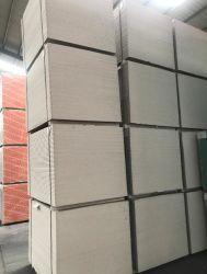 1200x2400мм бумага с покрытием очередной Гипсокартонной гипсокартон гипс плата для установки на потолок