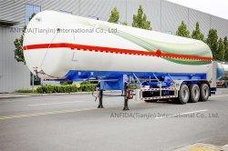 Alle soorten tankers Liquid Fuel Bulk Cement LNG LPG Poederdiesel-tank Cargo Container Transport Utility Heavy Duty-tractor Dumptruck Semi Trailer