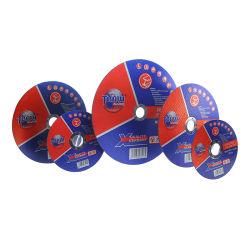 Disco De Corte 100/105/107/115/125/150/180/230/300/350/400 mm De ó Xido de Aluminio Negro / vert / Rojo / Amarillo