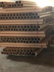 Materiale di isolamento elettrico del tubo del documento di Crepe dell'isolamento del Rolls del documento di Crepe
