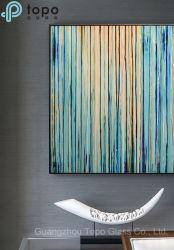 L'Art moderne et élégant avec de riches de l'image couleur en verre pour la décoration (MR-YB6-2022)