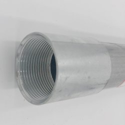 В списке UL горячей DIP Pre-Galvanized каналом промежуточного трубопровода резьбовой канала для защиты