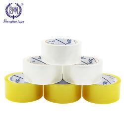 L'emballage personnalisé BOPP Ruban adhésif à faible bruit de l'OPP claire de l'emballage boîte en carton<br/> bande adhésive de scellage d'expédition