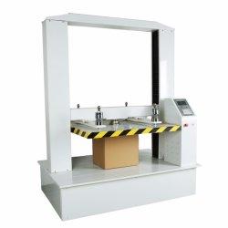 Yt-Yskn ISOの実験室の試験装置をスタックする電子タッチ画面の波形ボックスまたはカートンの圧縮試験機械テスターボックス