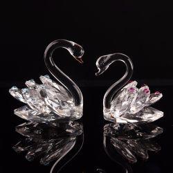 Crystal Swan cadeaux de mariage
