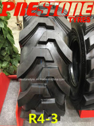 Tracteur Industriel avec des pneus R4 Pattern Pneu tubeless 10.5/80-18 12.5/80-18