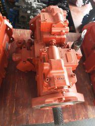 De Volledige Pomp van de Pomp van de Zuiger van de Hydraulische Pomp van de Graafwerktuigen van de Machines van de bouw voor Kawasaki K3V112dt